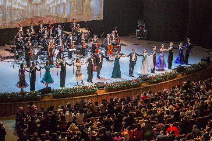 Bal vienez marca Schoenbrunn Palace Orchestra Vienna