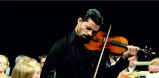 Razvan Stoica- unul dintre cei mai importanti violonisti ai momentului