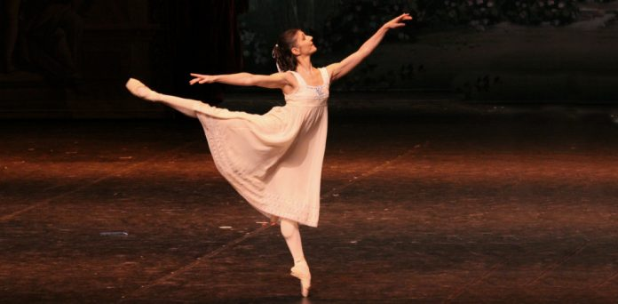 Alina Cojocaru - balerina de top la nivel mondial