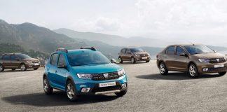 Crestere a cifrei de afaceri pentru Dacia