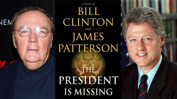 bill clinton si james patterson scriu impreuna un roman thriller