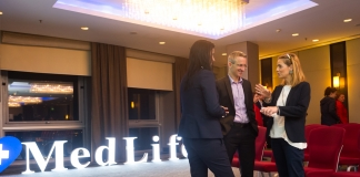 Sorina Diaconu este director de marketing la Grup Medlife