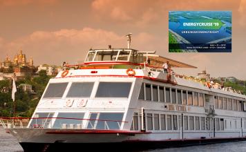 Croaziera Energiei (31 mai 2019), pe nava râului Rosa Victoria de la Kiev