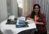Scriitoarea Alina Popescu