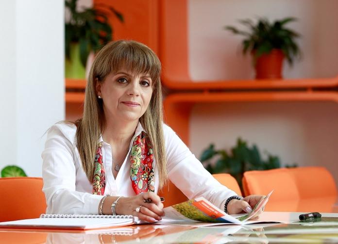 Doriana Nițu, manager- KWS SEMINTE S.R.L