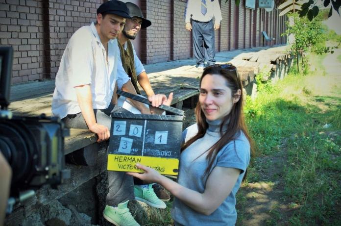 Victoria Baltag Film