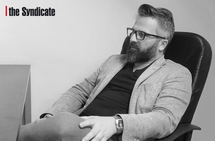 Răzvan Vasiloiu, co-owner al the Syndicate