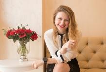 Alexandra Huștiu Bibire, autoarea primei cărți de Personal Branding din România
