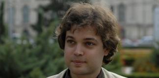 Pianistul Andrei Licareț