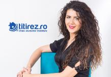 Costina Petrescu, CEO-ul Titirez.ro