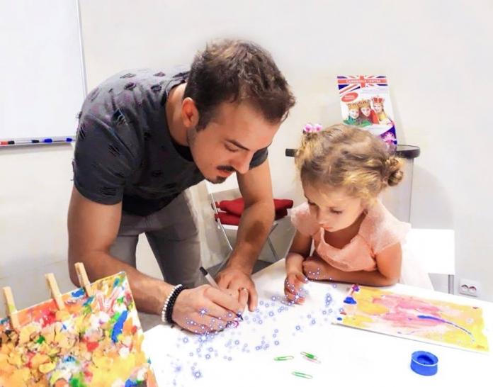 Andrei Barbu la Atelier de CHILLuială