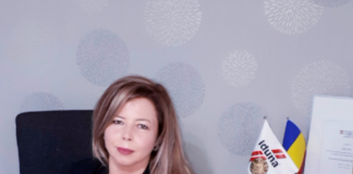 Alina Stan, directorul general Iduna România