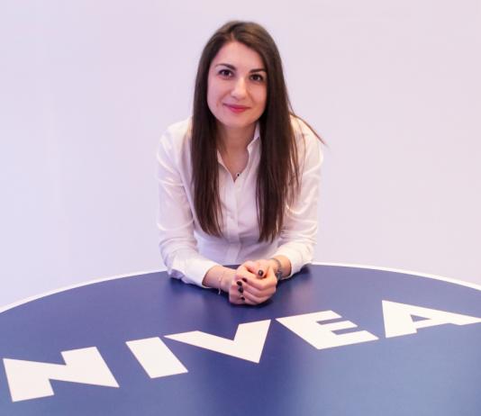 Carmen Maria Pavel, Marketing Manager Beiersdorf (NIVEA) Belgia