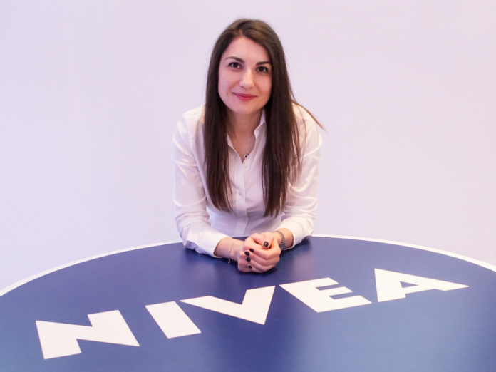 Carmen Maria Pavel, Marketing Manager Beiersdorf (NIVEA) Belgia
