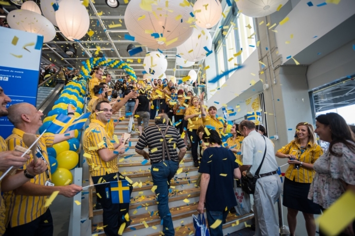 Ikea Pallady Deschidere