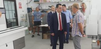 Ștefan-Radu Oprea cere feedback direct de la beneficiarii programului Start-Up Nation
