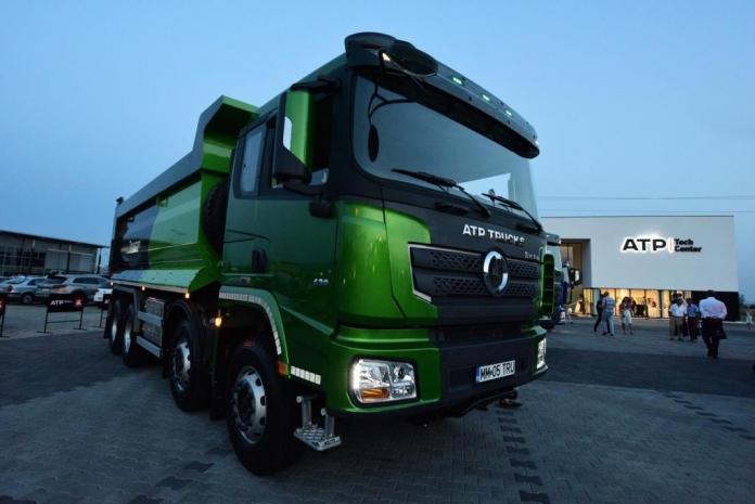 TRUSTON, propunerea 100 % românească pentru cei interesați de camioane