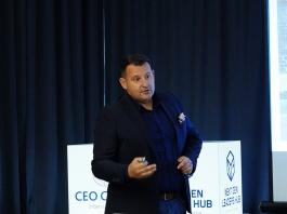Ștefan Vâju, directorul CEO Club Transylvania