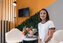 Iulia Iuga-Dohmen, arhitect de interior și fondator Inspired Design