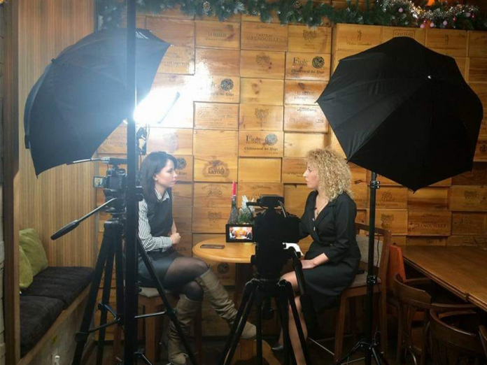 Bianca Tudor cu luminile pe adevărurile antreprenoriale