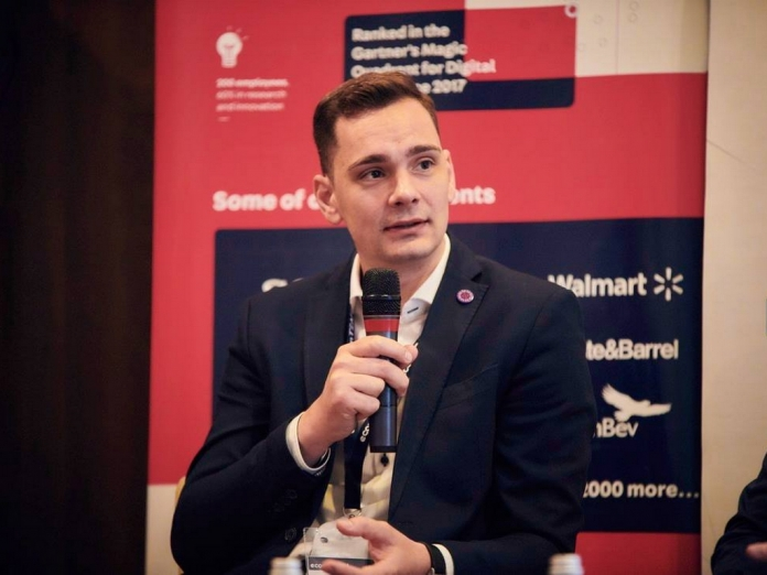 Octavian Dumitrescu, CEO și fondator CustomSoft