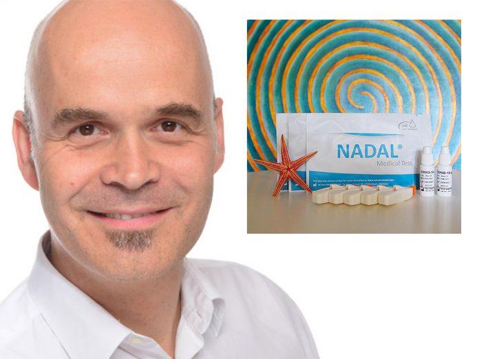 Thomas Zander, director general al nal von minden GmbH