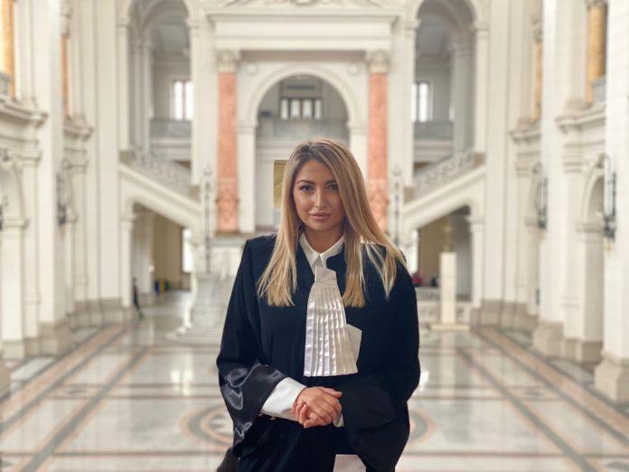 Viviana Alexandra Boțoacă, partener fondator al societății de avocatură BVA Law
