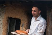 George Dumitru, fondatorul proiectului țestul de pâine