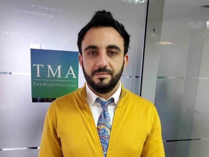 Robert Tănase, owner Fintech Proxy și partener The Money Advisor