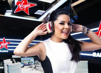 Oana Tache vine la radio...Virgin Radio!